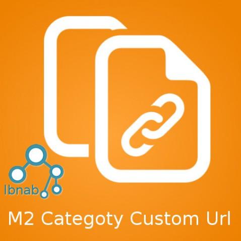 Magento2 Category URL Use Custom Link