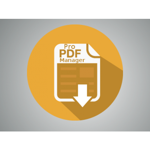 OroCRM Pro PDF Manager