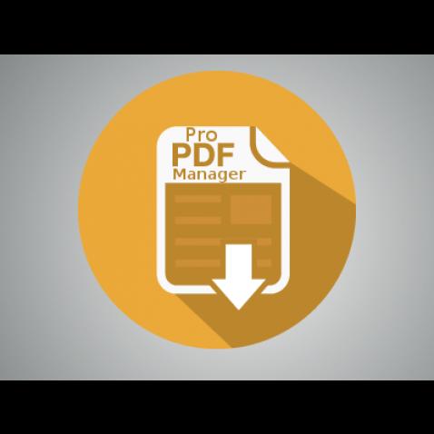 Taymiya PDF Manager for OroCommerce