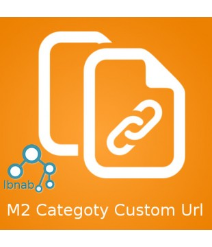 Magento2 Category URL Use Custom Link