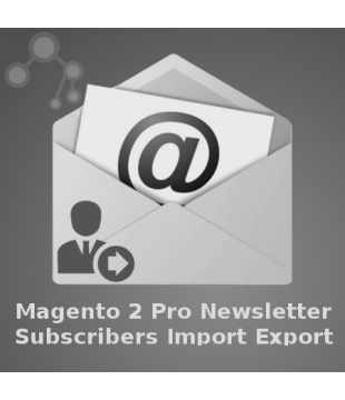 Magento 2 Pro Newsletter Subscribers Import Export