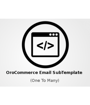 Orocommerce Subtemplate inside email